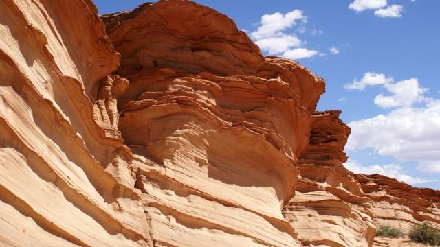 Weer geen geluk - Paria Canyon Guest Ranch, Utah