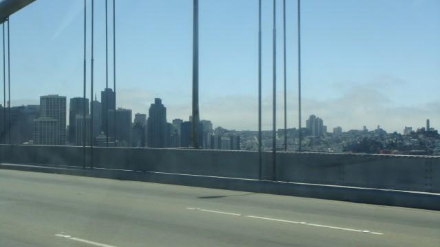 De stad in - San Francisco, California
