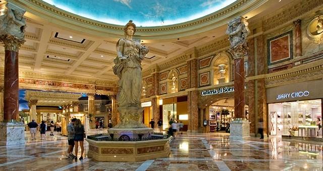 Moeie voeten - Las Vegas, Nevada