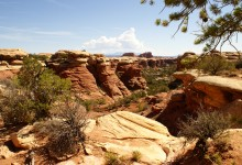 Chesler Park - Slickrock Campground (Moab), UT