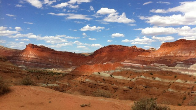 Kleuren - Paria Canyon Adventure Ranch, UT